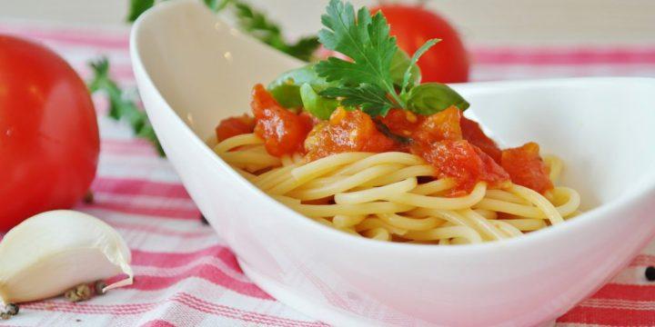اسپاگتی خوشمزه